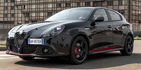 Alfa Romeo Giulietta Veloce S Edition on sale from $45,400
