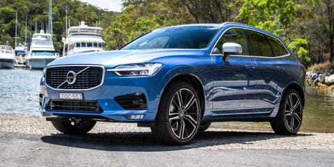 Volvo XC60 wins World Car of the Year