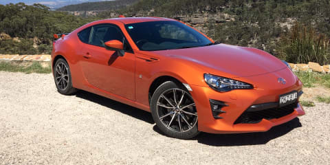 2016 Toyota 86 GTS review Review