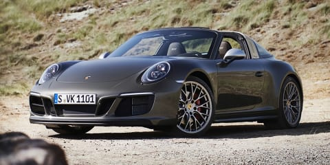 Porsche 911 Targa 4 GTS Exclusive Manufaktur Edition revealed