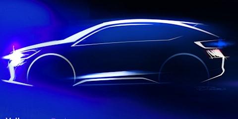 Volkswagen 'Urban Coupe' teased -  UPDATE