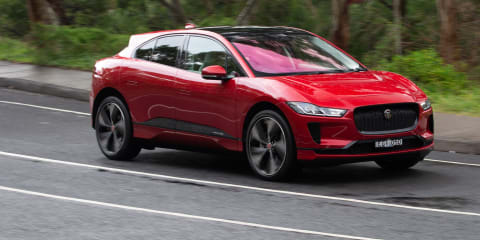 2020 Jaguar I-Pace EV400 S review