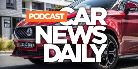 Car News Daily podcasts: Your daily download