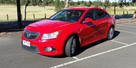 2013 Holden Cruze SRi review