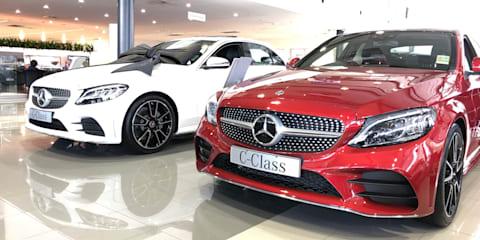 Life of luxury: Audi, BMW, Mercedes, Lexus sales spike