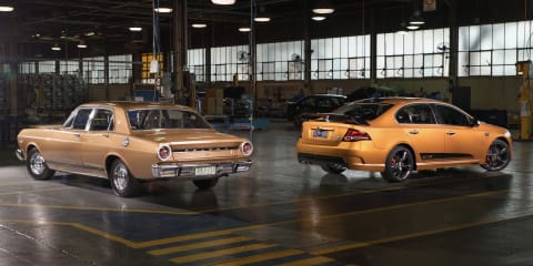 Ford's last-ever modern Falcon GT changes hands for a rumoured $1 million