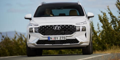 2021 Hyundai Santa Fe review: Australian first drive