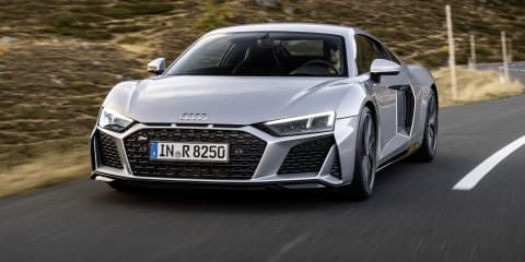 Audi R8 V10 RWD: Mid-engined supercar here in mid-2020