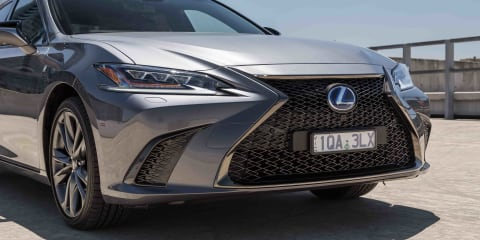 2019 Lexus ES300h F Sport review