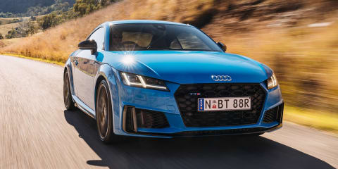 2020 Audi TT pricing and specs