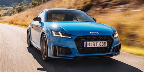 2020 Audi TT pricing and specs