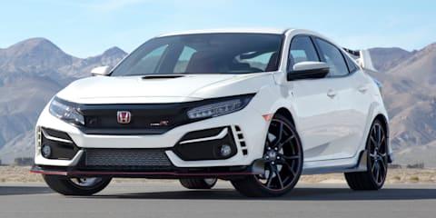 2020 Honda Civic Type R facelift unveiled