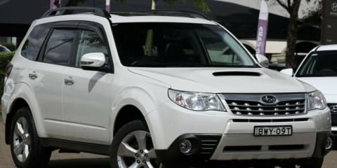 2012 Subaru Forester XT Premium review