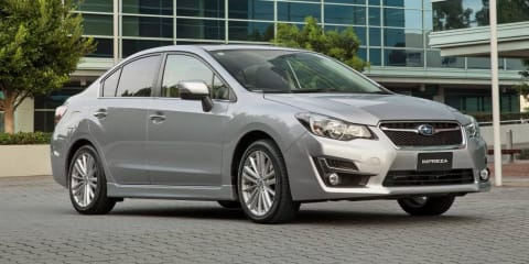 Subaru Impreza and XV recalled for starter motor fix