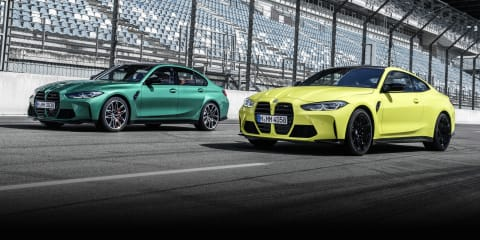 2021 BMW M3 and M4 Australian pricing leaks online