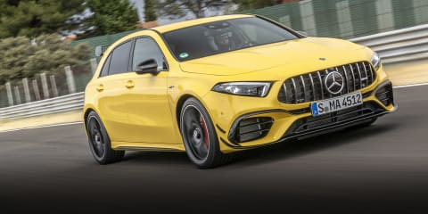 2020 Mercedes-AMG A45 S review