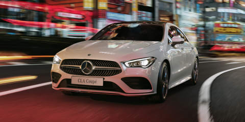2019 Mercedes-Benz CLA200 pricing and specs