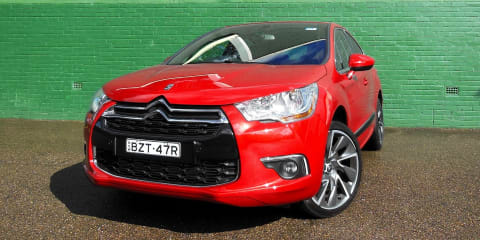 Citroen DS4 Review