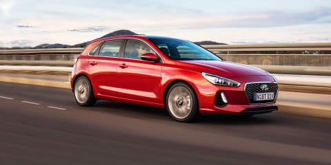 2017 Hyundai i30 SR and SR Premium review