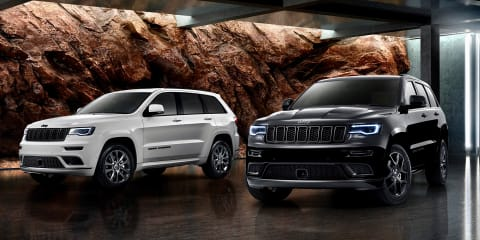 Jeep Grand Cherokee S-Limited, S-Overland on sale from $71,450