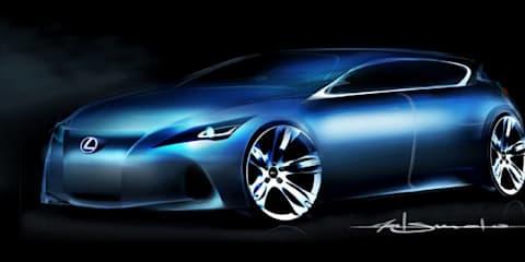 Lexus to reveal premium compact at Frankfurt
