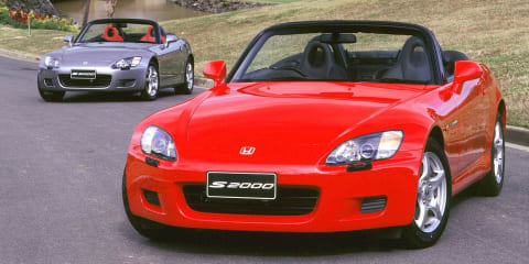 Honda S2000 revival rumoured