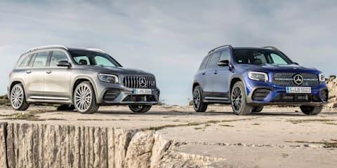 2021 Mercedes-Benz GLB price and specs - UPDATE