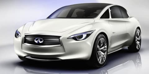 Infiniti small car to stir up local sales from 2015