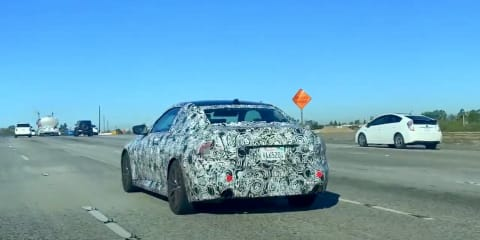 Video: 2022 BMW 2 Series caught testing in camouflage