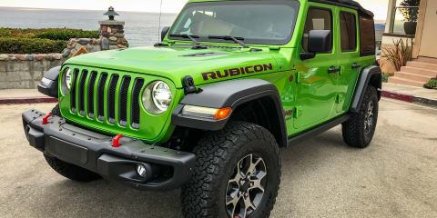 2019 Jeep Wrangler review: Tacos, burgers and surfboards in SoCal