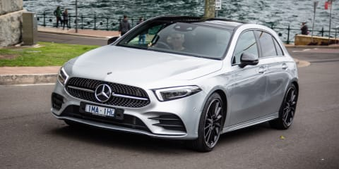 2018 Mercedes-Benz A200 recalled