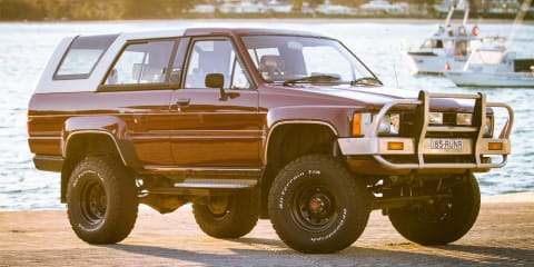 Project Cars: 1985 Toyota 4Runner SR5
