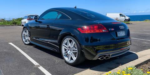 2009 Audi TT S 2.0 TFSI Quattro review