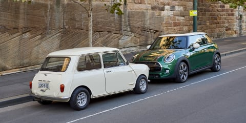 Old v New: 1969 Morris Mini K v 2019 MINI Cooper S 60 Years Edition