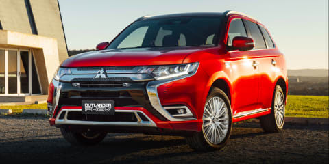 REVIEW: 2020 Mitsubishi Outlander PHEV