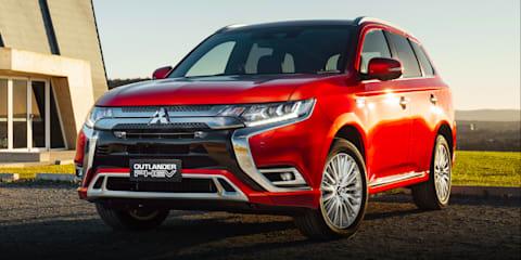 REVIEW: 2020 Mitsubishi Outlander PHEV