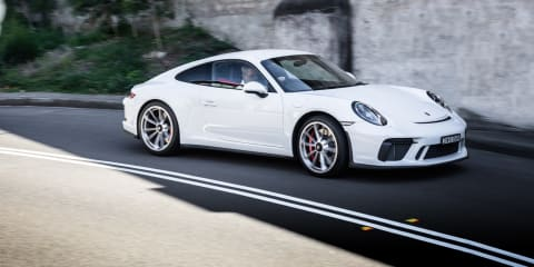 2019 Porsche 911 GT3 Touring review