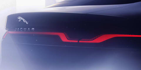 2021 Jaguar XJ teased