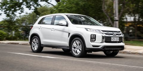 2020 Mitsubishi ASX ES review