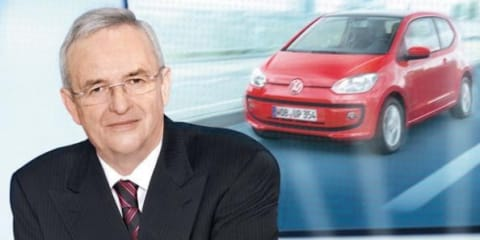 Volkswagen to reach 10m sales mark before 2018: CEO