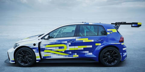 Volkswagen reveals the eR1 e-Performance Golf concept
