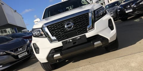 2021 Nissan Navara arrives early: in showrooms now