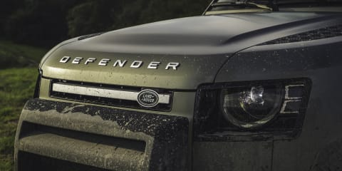 2020 Land Rover Defender: Design overview
