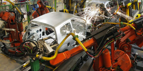 Car makers resume production across Europe – update