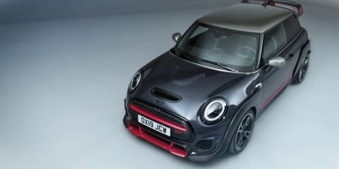 2020 Mini JCW GP: Auto-only hot hatch revealed