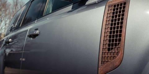 British company offers pre-rusted car trim pieces