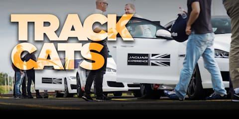Jaguar Drive Experience: 2017