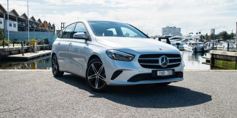2019 Mercedes-Benz B180 review