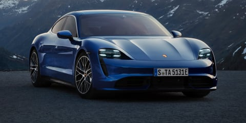 EPA reports lower range for Porsche Taycan Turbo