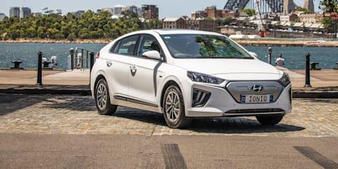 2021 Hyundai Ioniq Premium EV review